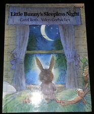 Little Bunny's Sleepless Night by Carol Roth (Hardcover)
