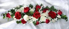 "27"" Custom Swag YOUR COLORS Centerpieces Silk Wedding Flowers Arch Decor Callas"