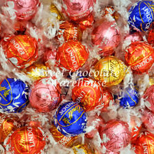 2kg Lindt Lindor Balls - Minimum 160 Lindt Balls in Milk, Dark, White, Strawb...