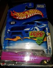 Hot Wheels [Collector 032] Custom '59 Cadillac (2002 First Editions 20/42) New