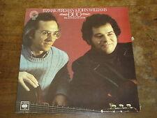 ITZHAK PERLMAN & JOHN WILLIAMS Duo LP