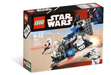 LEGO STAR WARS Imperial Dropship Set 7667 Shadow Trooper Stormtrooper Minifigs