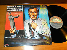 Comedy Double Lp - Johnny Carson - Casablanca 1296 - With Poster