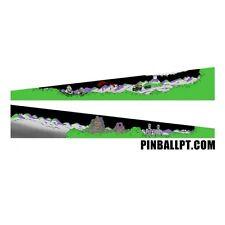 PINBALL INSIDE DECAL SET - Congo
