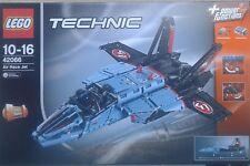 LEGO TECHNIC- 42066 AIR RACE JET-SUPERBE NEUF SCELLE !