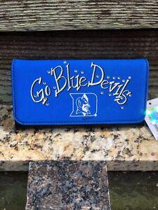 NCAA Duke Blue Devils Players Wallet Royal Blue