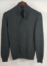 American Eagle Seriously Soft 3 Button Pullover Sweater Size M