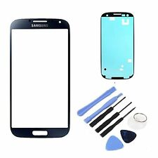 Black Replacement LCD Screen Glass Lens Samsung Galaxy S4 S IV i9500 i9505 i337