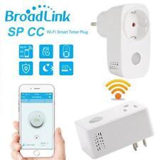 Broadlink SP3 EU Smart Wireless WiFi Remote Control Power Timer Socket Plug 16A