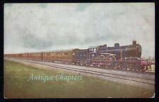 1916 GER Hospital Train Postcard A768