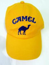 AYRTON SENNA HAT CAP YELLOW LOTUS CAMEL 98T FORMULA 1 F1 NEW LIMITED EDITION