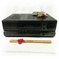 TECHNICS SA-G76 surround sound receiver gift av amplifier pro-logic dolby stereo