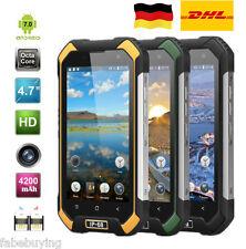 4.7'' Blackview BV6000 / BV6000S Wasserdicht 4G Handy 2SIM Android7.0 Smartphone