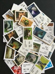 Ireland. 27 Unfranked SOAR Stamps. As Illustrated.