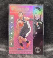 Keldon Johnson Pink Rookie 2019-20 Panini Illusions NBA #180 San Antonio Spurs