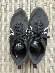 Well Worn Used Running Trainers Nike Zoom UK Size 7