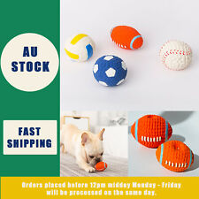 Durable Squeaky Dog Toy Interactive Fetch Toy For Aggressive Chewers 2PCS