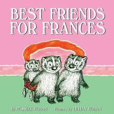 Best Friends for Frances by Russell Hoban (2016, Paperback)