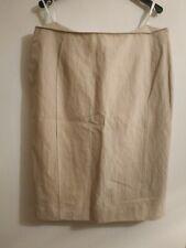 KS 144 beiger Damenrock Gr. 44 Damenmode Damen Kleidung Mode Baumwolle