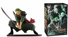 FIGURE ONE PIECE RORONOA ZORO COLOSSEUM SCULTURES BIG IV VOL. 3 BANPRESTO MANGA