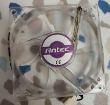 Antec 80mm BLUE LED FAN - Computer Case Fan 3 pin