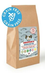 50% Salmon Trout & Sweet Potato GRAIN FREE Complete Sporting & Working Dog Food