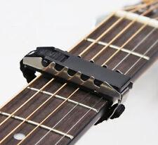 Acoustic Guitars Ukulele Capo Gear Silver Black Guitar Capo Guitar Accesso *