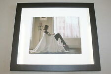 NEW Jack Vettriano 'In Thoughts Of You' Framed print