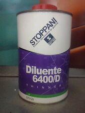 DILUENTE PER ANTIVEGETATIVA STOPPANI 6400/D LT 1 THINNER S70120 BARCA A VELA