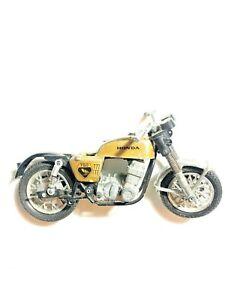 1973 vintage Polistil MS 100 Honda 750 Four Motorcycle 1/15 Scale die cast