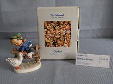 """M.I. Hummel Goebel Barnyard Hero #844 Hum 195/2/0 In Original Box 3 3/4"""" Ec"""