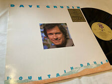 """Dave Grusin """"Mountain Dance"""" vinyl LP Nimbus Supercut UK Practical Hi-Fi EX+"""
