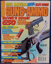 Magazine GUNS & AMMO Annual 1998 !Italian SAN MARCO and UBERTI M1873 REVOLVERS!