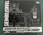 Takara Tomy Transformers Generation Selects Star Convoy Action Figure
