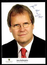 Jens Bullerjahn Autogrammkarte Original Signiert ## 38811
