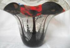 Bowl Mid-Century Modern Art Glass