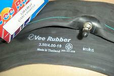 Schlauch Motorradschlauch 3.50-19  bzw. 4.00-19 Vee Rubber