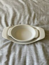 Le Gourmet Chef, Serving Dishes/Bowls - Set Of 2