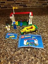 Lego 6467 Power Pit Stop Race Car 2 Minifigures