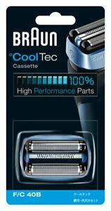 Braun blade Cool Tec Cool Tech in for the shear-blade-integrated casset...
