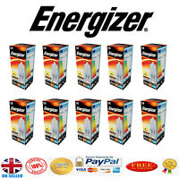 10 x G9 33w=40w Energizer Dimmable Energy Saving Halogen bulbs Capsule Light UK