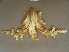 ORMOLU NEOCLASSICAL FURNITURE HARDWARE ART FLORAL DESIGN DECOR XLRG