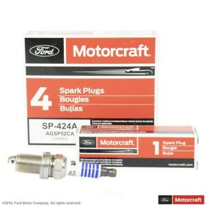 New Spark Plug For Saturn SL 1991-2002 SP424A AGSP52CA 2-4 Door