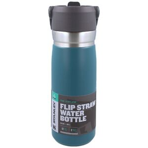 Stanley Go IceFlow Water Bottle with Straw 22oz/.65L Lagoon (10-09697-009)