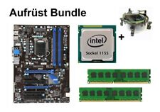 Aufrüst Bundle - MSI Z68A-G43 + Intel Core i7-3770K + 4GB RAM #143339