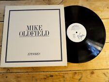 MIKE OLDFIELD EPISODES LP 33T VINYLE COVER EX ORIGINAL 1981