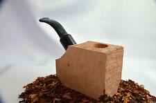 VAUEN Rohmaterial - Pfeife Kantel gebogen zum selber schnitzen Bruyere Holz