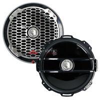 "Rockford Fosgate PM282B 8"" 2-Way Punch Series Full Range Coaxial Marine Speakers"