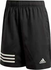 Adidas Boys Kids 3-Stripes Shorts Training Running New DV1378