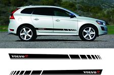 Volvo XC60 R Design Side Stripes Graphics Decals Stickers HEXIS QUALITY VINYL